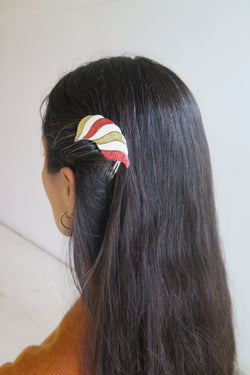 French Side Hair Comb Slide - Studio Travel