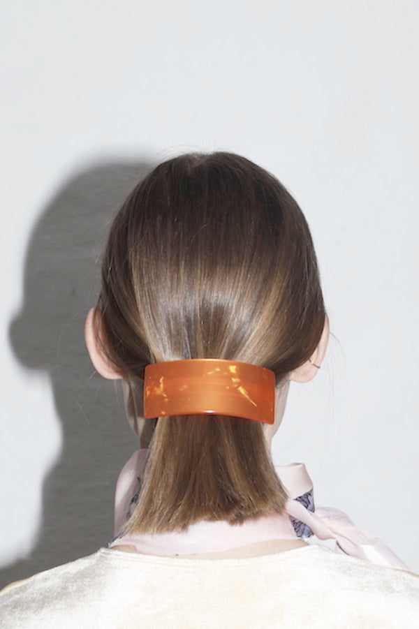 McDavidian Big Ponytail Orange