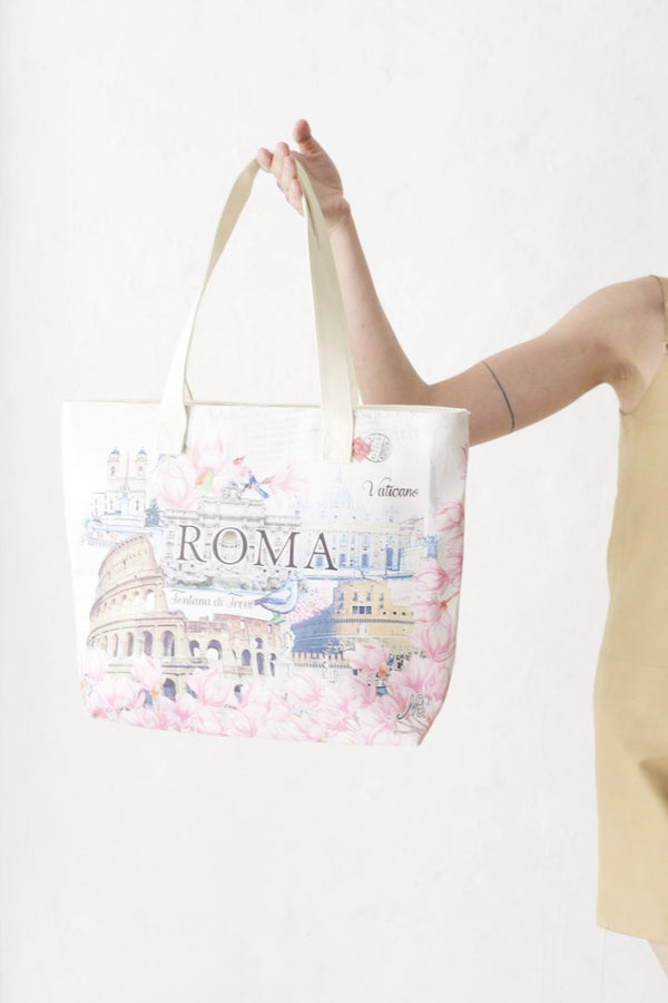 Roma Souvenir Shoulder Bag