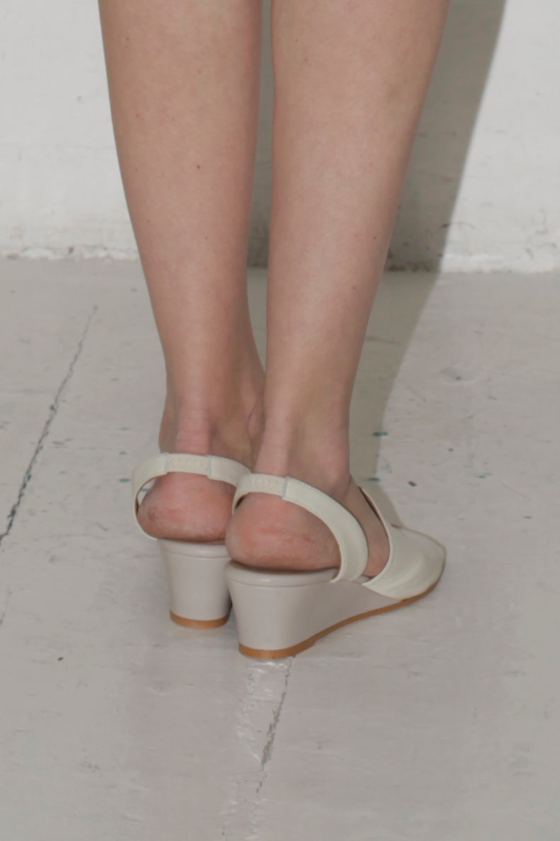 About Arianne Lattice Glacial Sandals