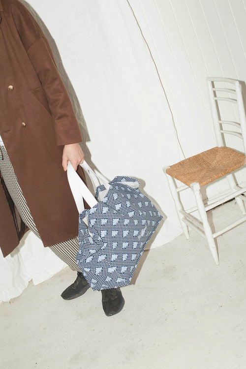Maple Leaf Cotton Canvas Weekender Bag