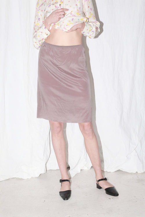 Missoni Midlength Silk Skirt