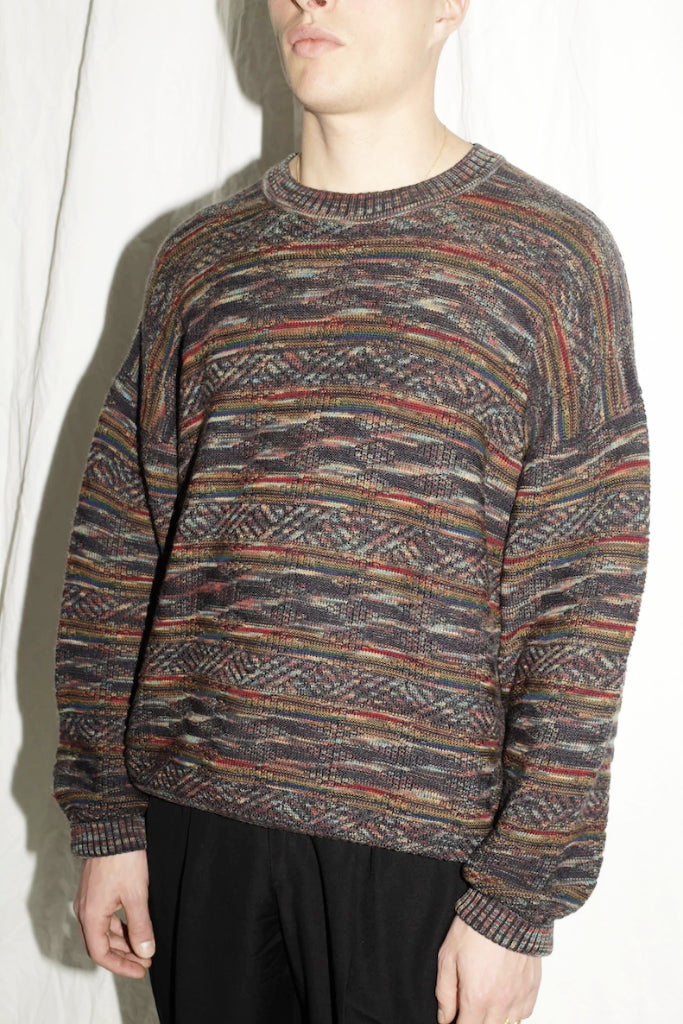 Example By Missoni Knitted Sweater