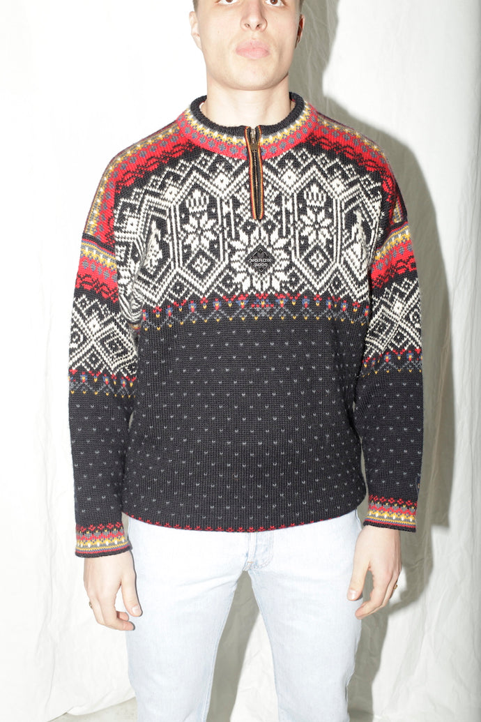 Norge 2000 Wool Sweater