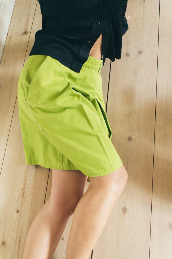 Missoni Sport Green Shorts