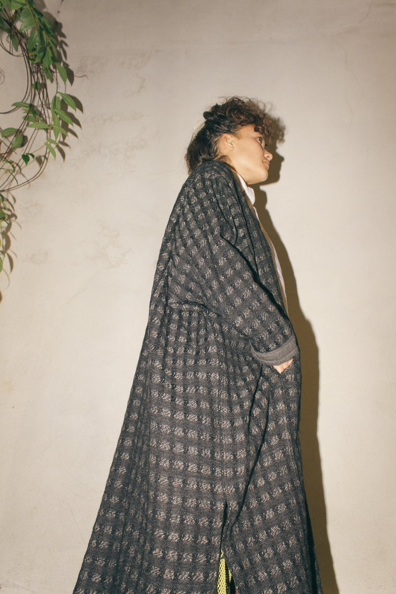 Kenzo Paris Coat With Pattern