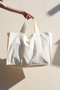 Organic Cotton Canvas Weekender Bag - Studio Travel