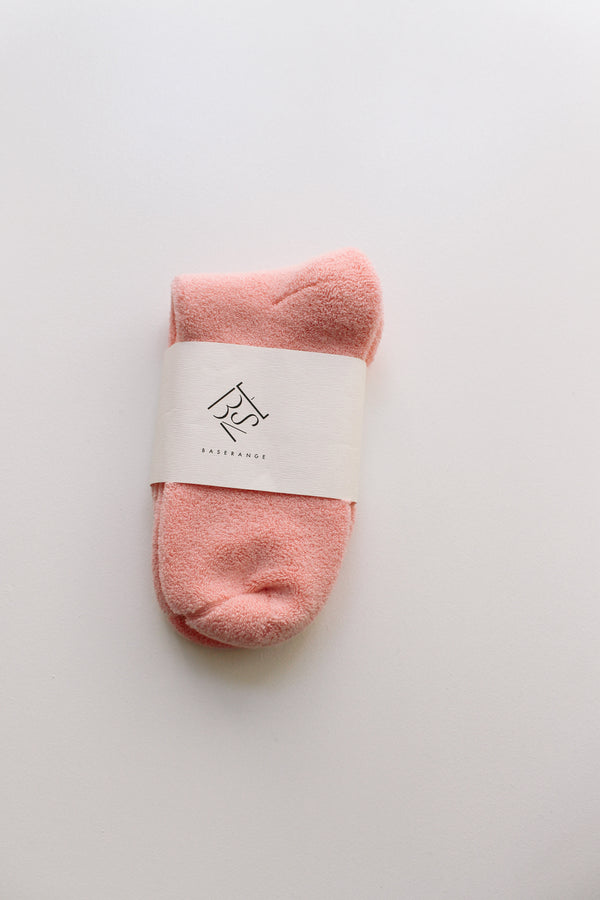 Baserange Buckle Ankle Socks - Longstaple Cotton