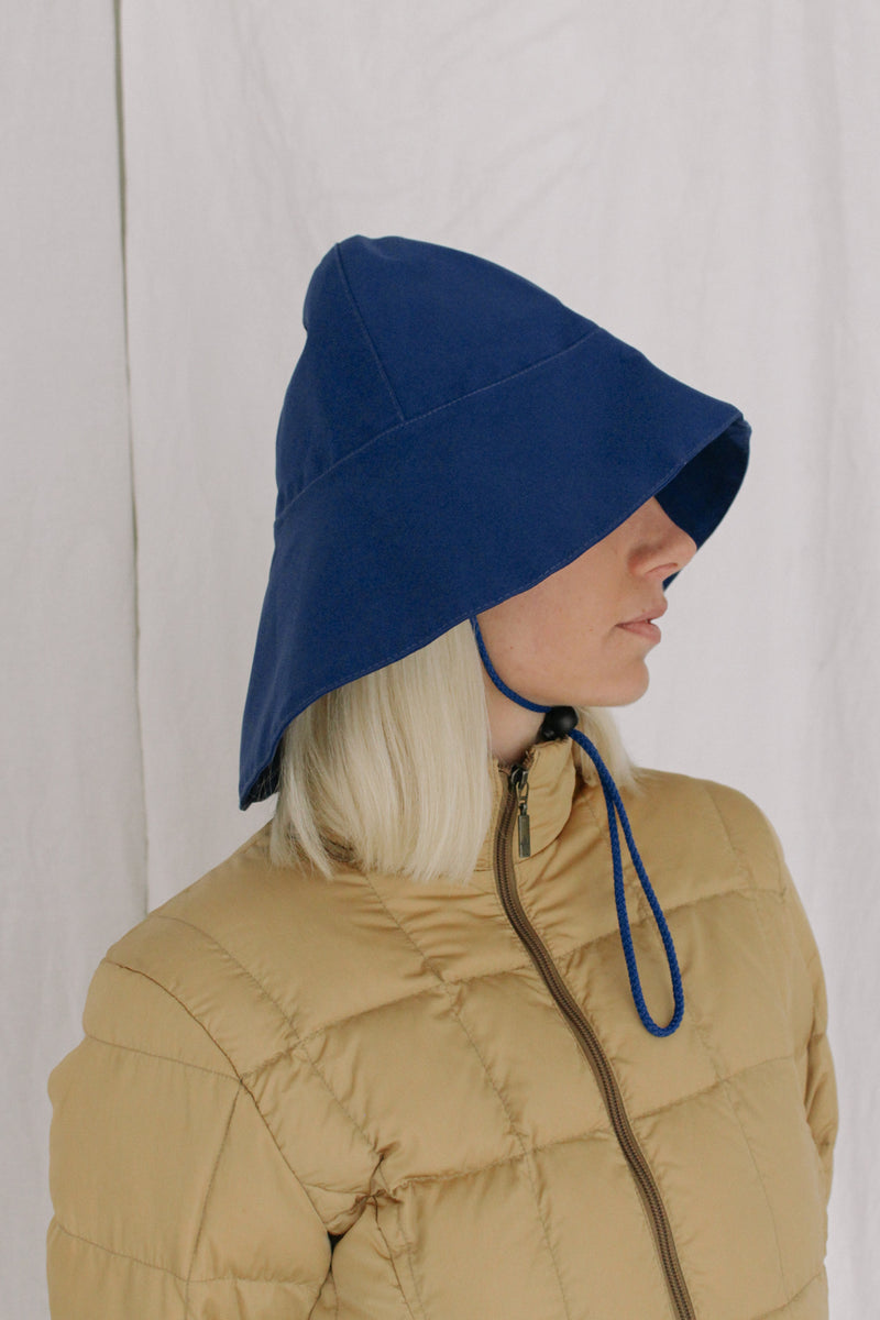 Blue Gorex Bucket Hat