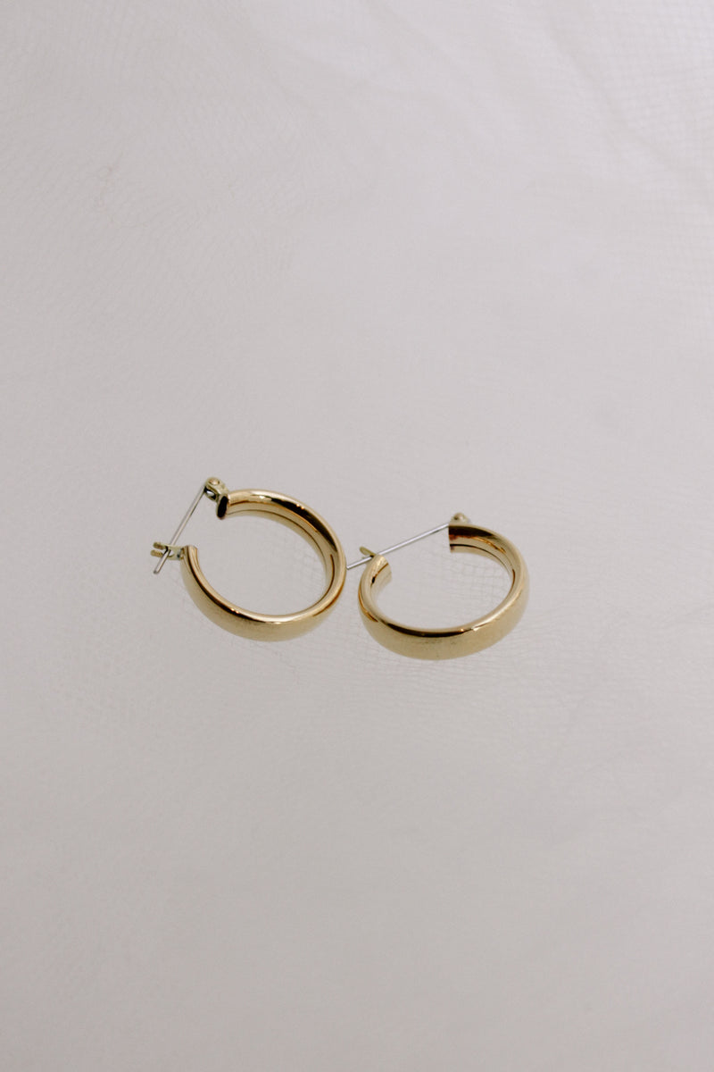Laura Lombardi Mini Band Earrings