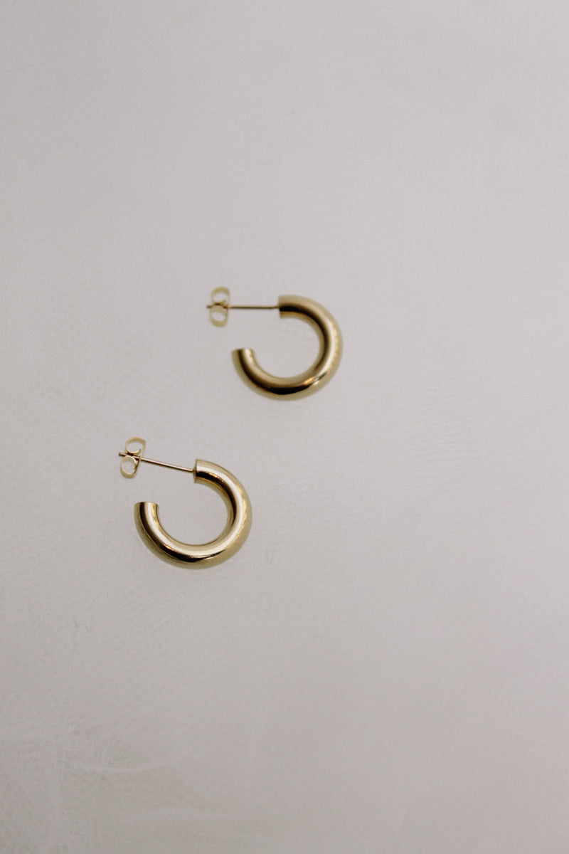 Laura Lombardi Mini Hoop Earring