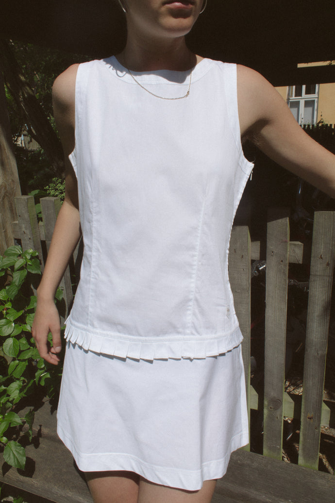 Rare Valentino Sport Cotton Dress