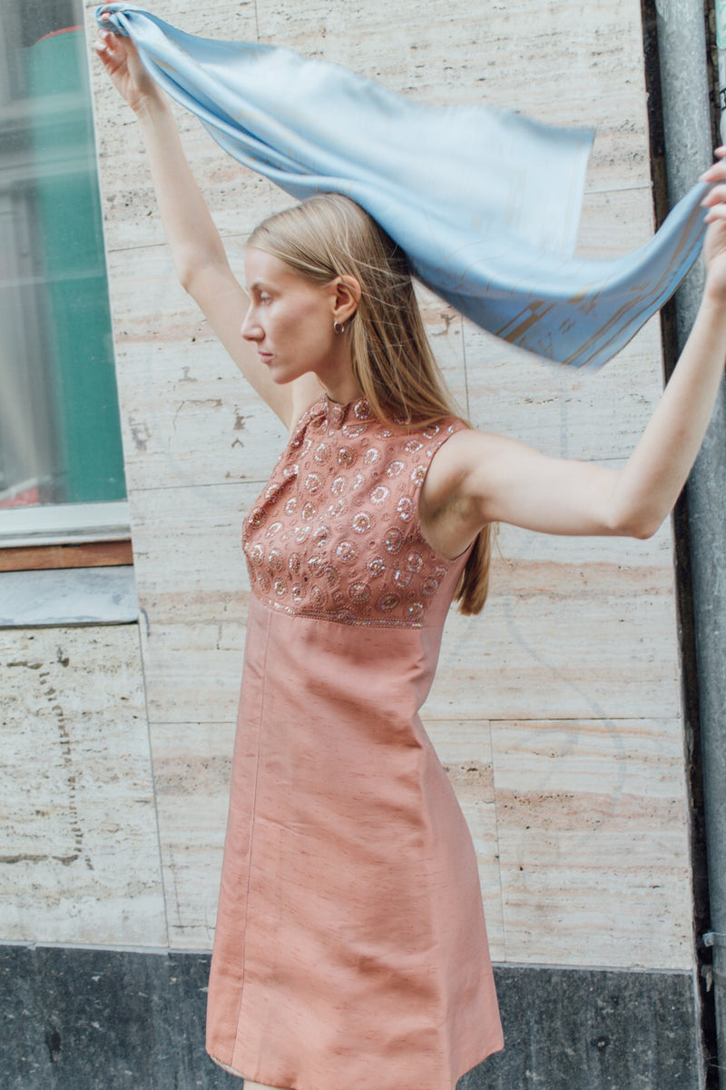 Handmade 60s Sequin Dress