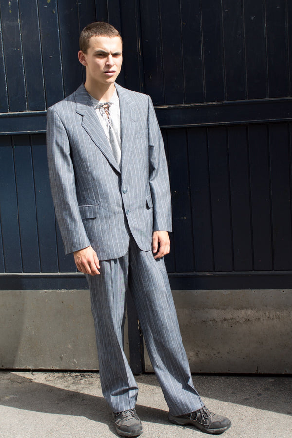 Renato Cavalli Grey Suit