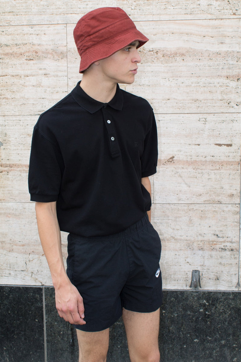 Hermès Black Polo Shirt