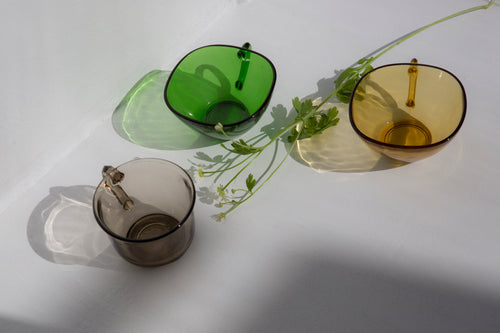 Vintage Glass Cups