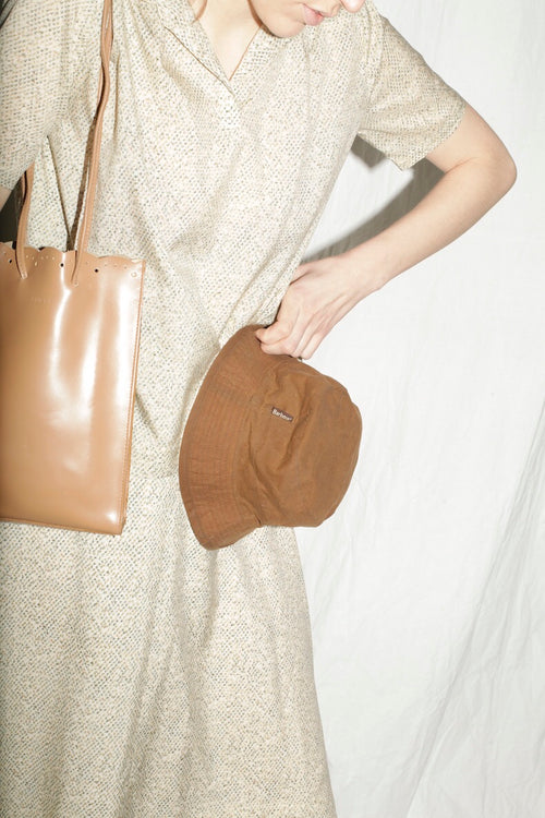 Furla Beige Leather Bag
