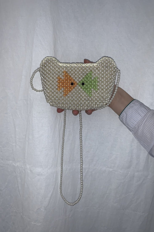 Chinese Pearl Bag