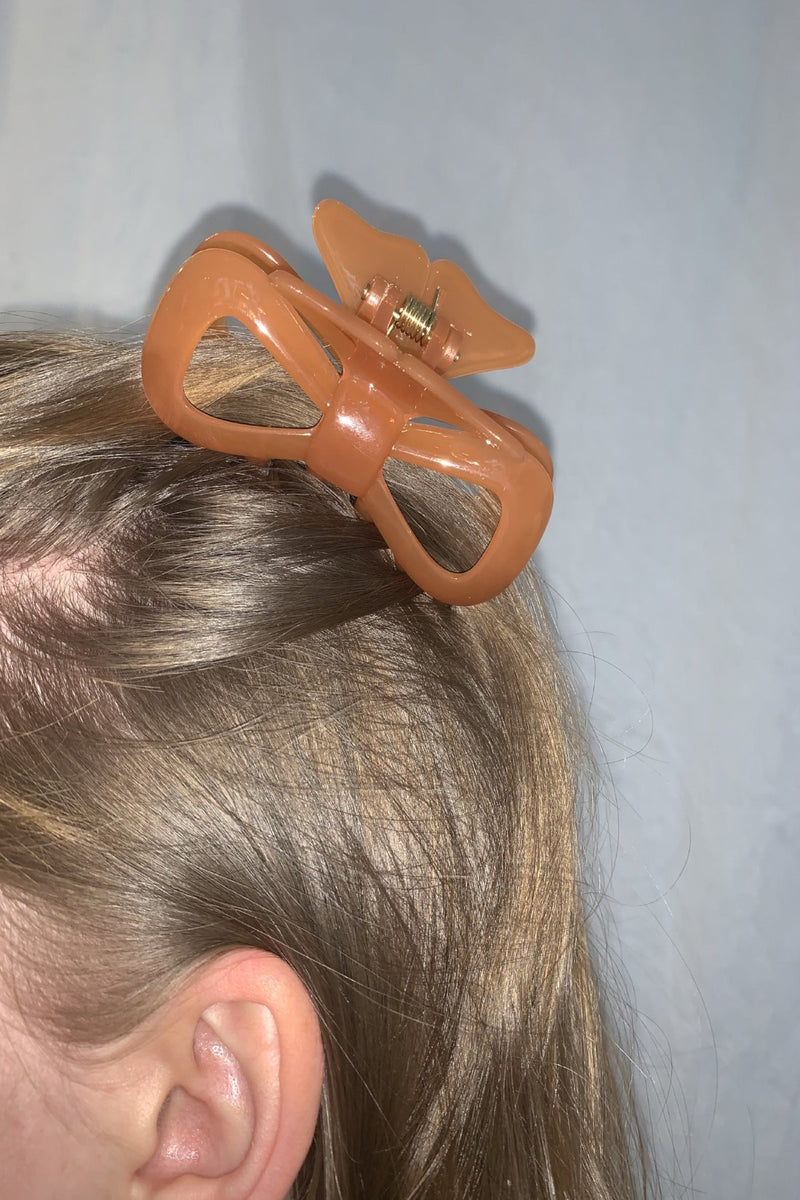 Chinese Butterfly Hairclip