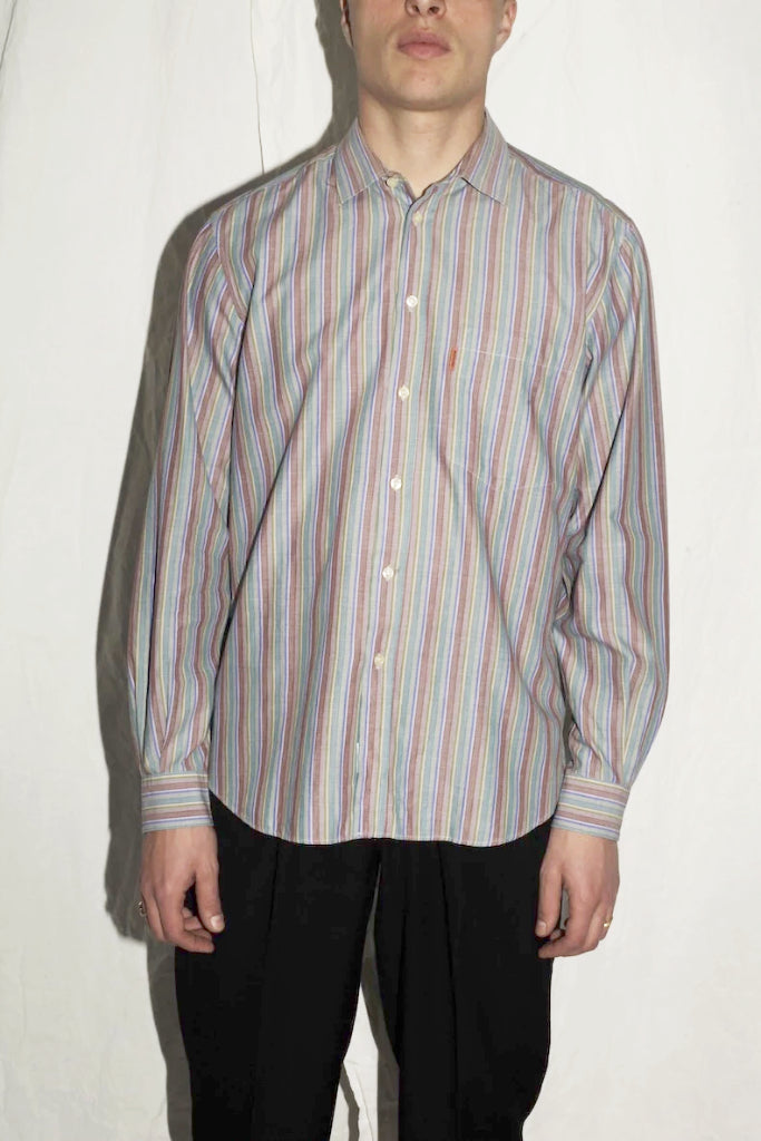 Missoni Multicolored Striped Shirt