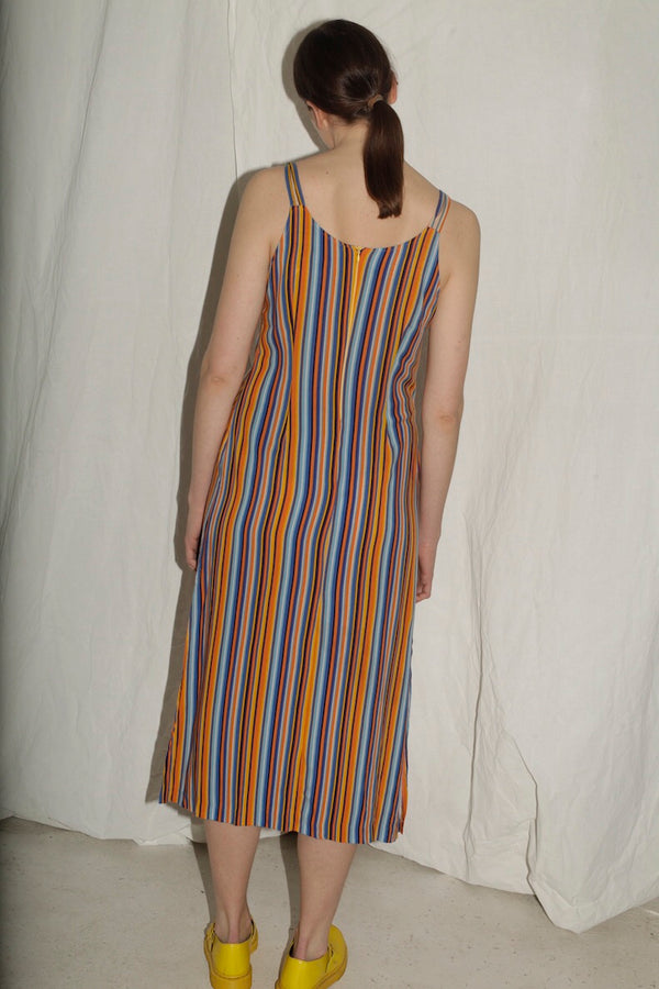 Striped Sun Dress