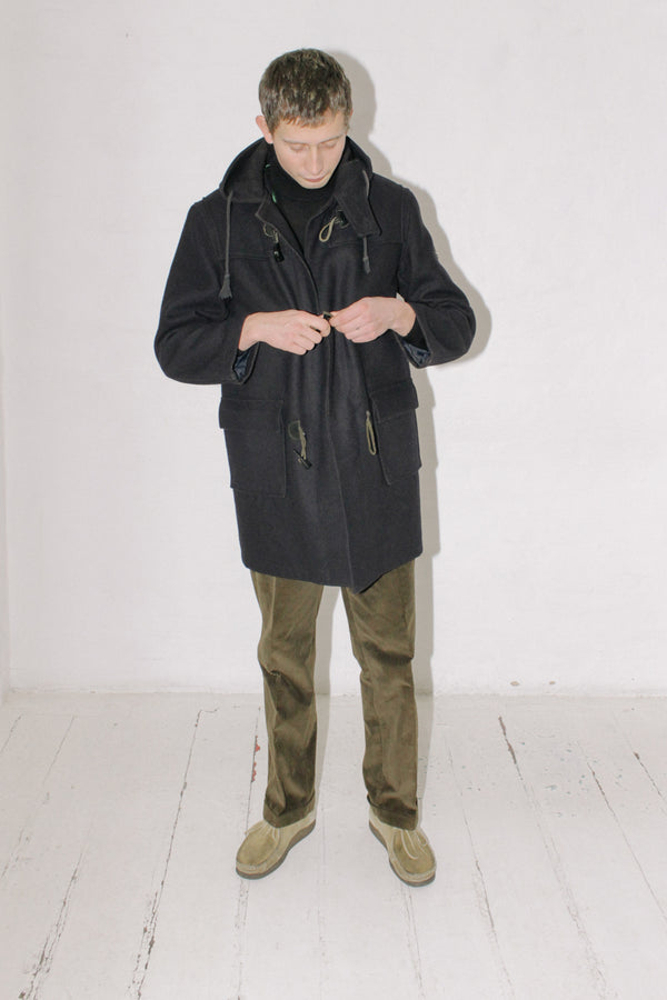 Marina Yachting Wool Duffle Coat