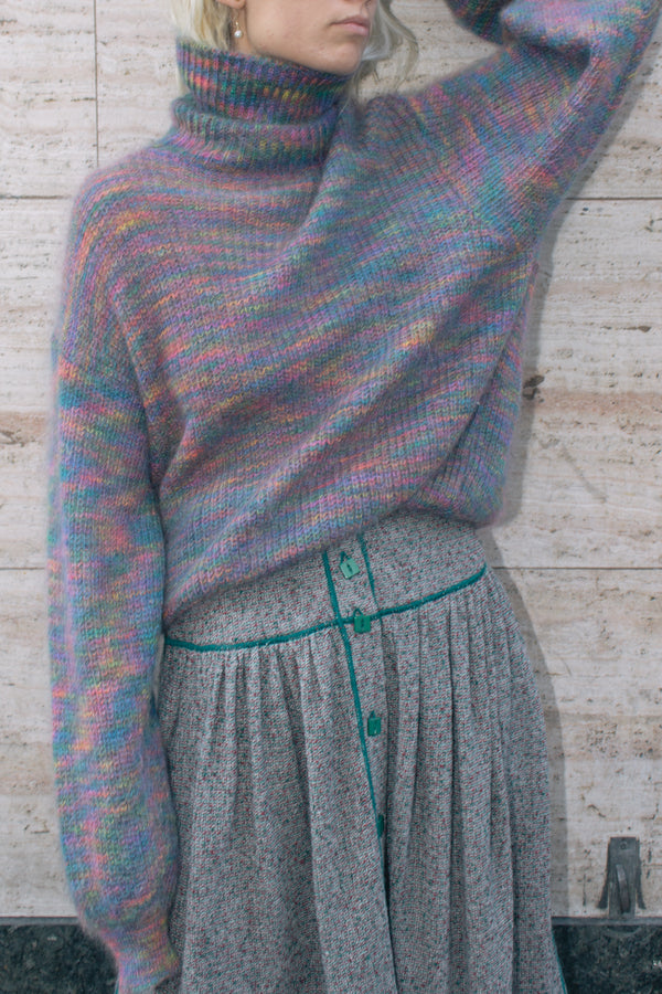 Missoni Midlength Wool Skirt