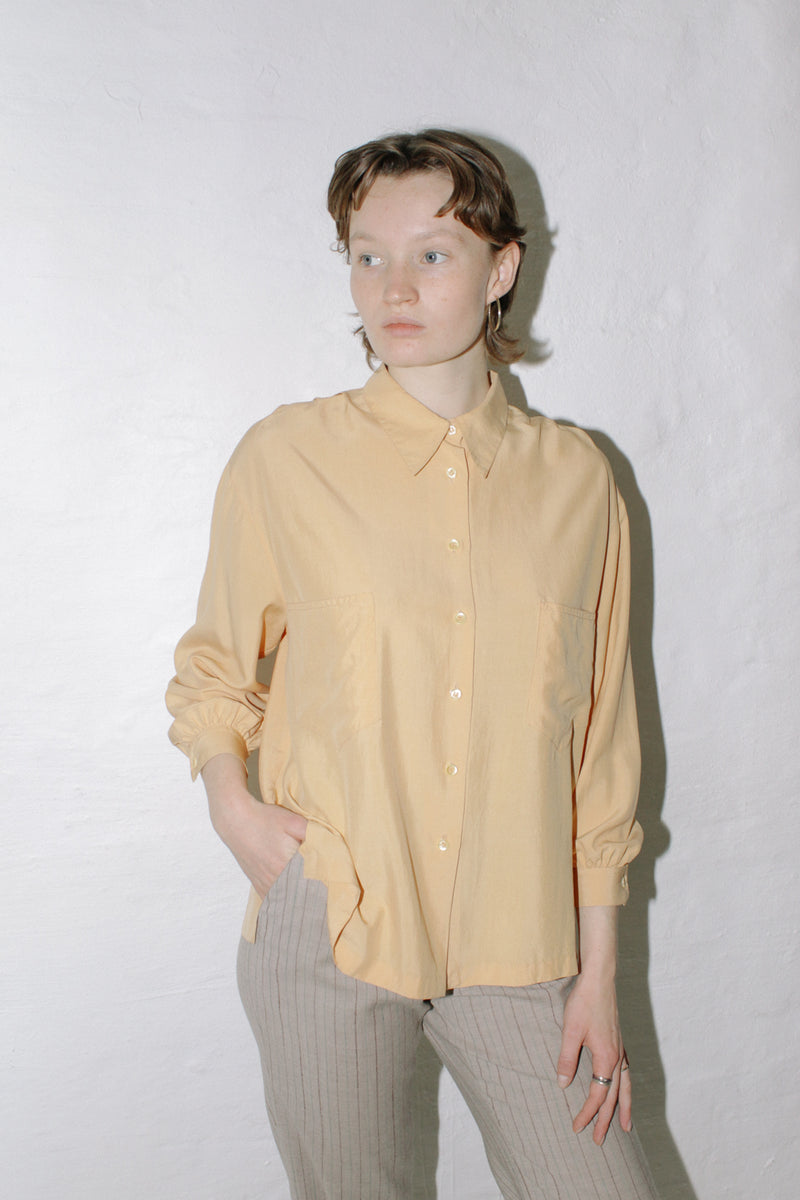 Handmade Orange Shirt