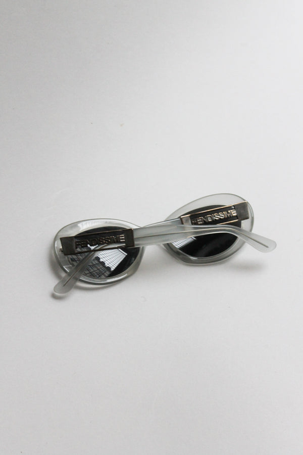 Vintage Fendissime Sheer Sunglasses