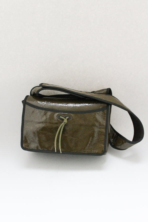 Rare Green Patent Leather Bag