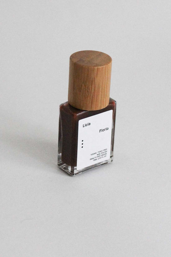 Licia Florio Bean Nailpolish