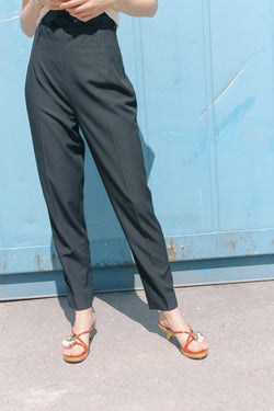 Elegant black trousers by Penny Black