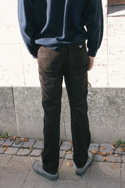 Armani Jeans Brown Corduroy Pants