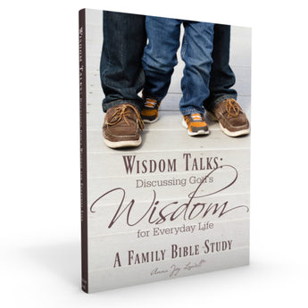 Family Bible Study: Wisdom Talks, Instant Download