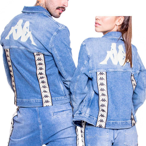 Chamarra Unisex Authentic Denim 304ITI0