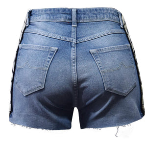 Short Dama Authentic Denim 304ITM0