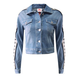 Chamarra Dama Authentic Denim 304KM50