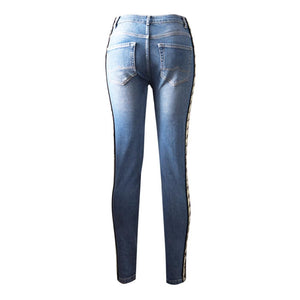 Pantalón Dama Authentic Denim 304KM70