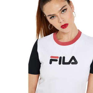 Crop Top FILA Estampado LW183Y57-101