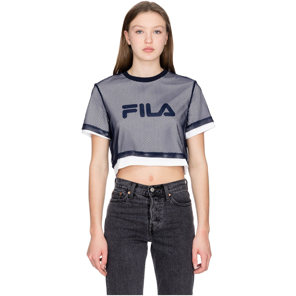 Crop Top FILA Estampado LW183Y79-101