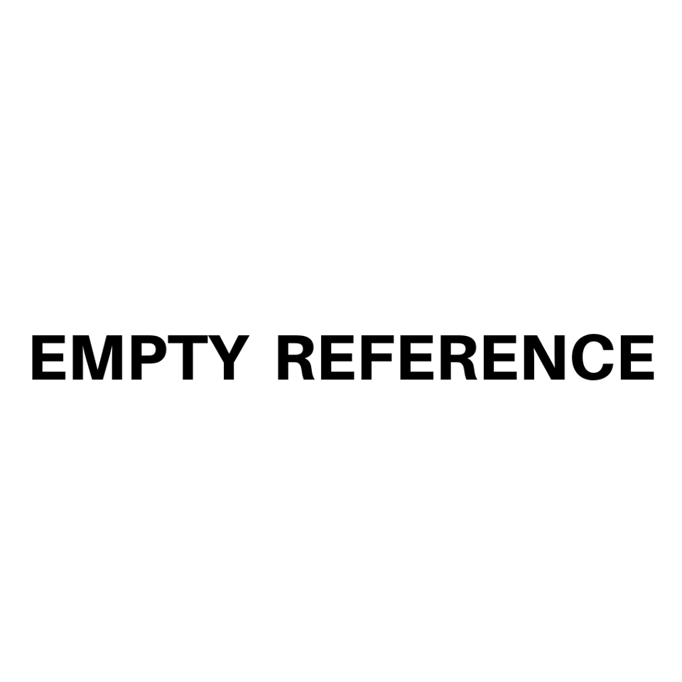 Empty Reference