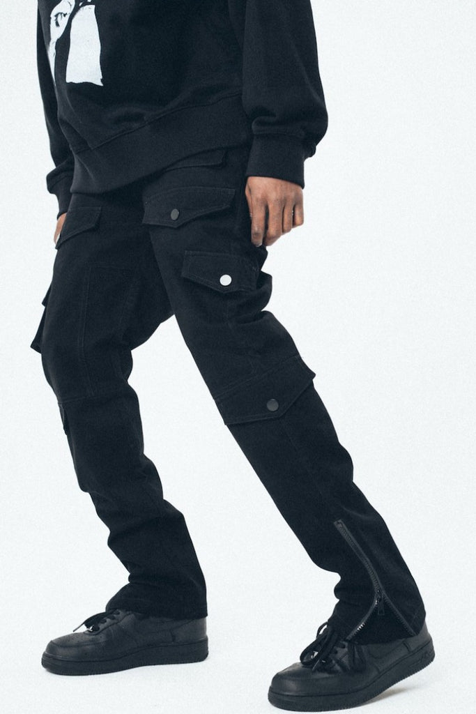 Militia Cargo Pants - INTL Collective