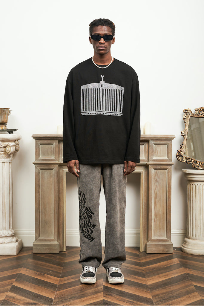 Redemption Corduroy Pants - INTL Collective