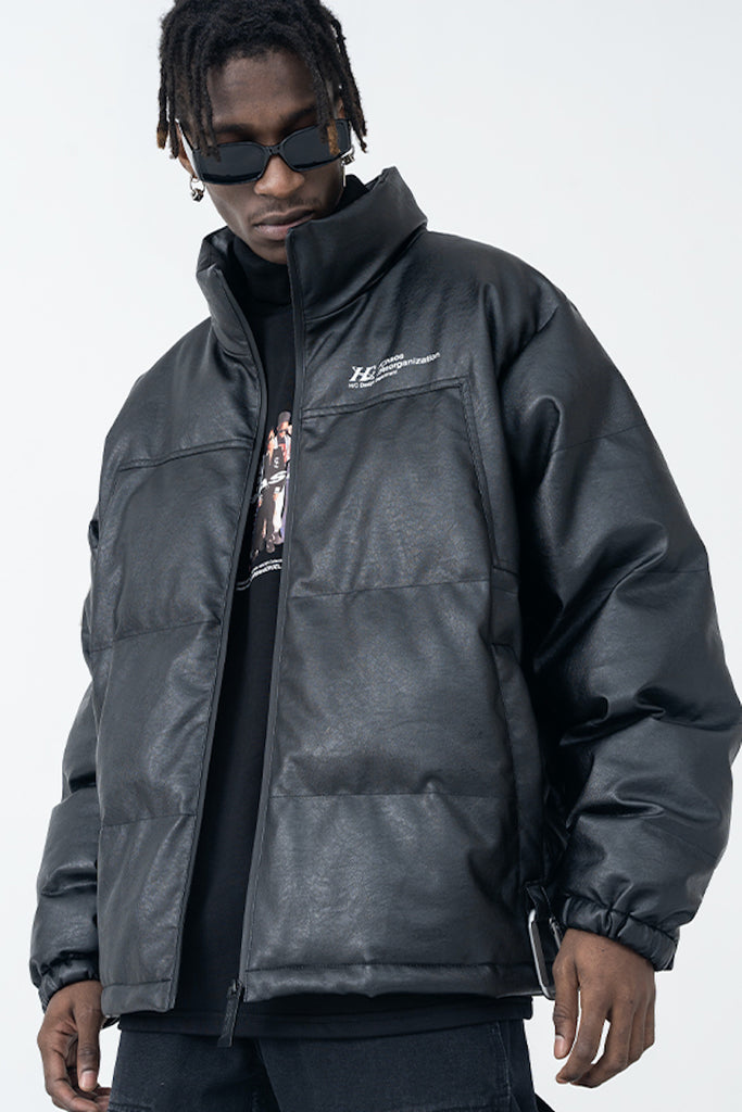 Matrix Down Jacket - INTL Collective