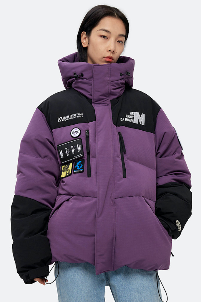 MEDM Explorer Down Jacket - INTL Collective
