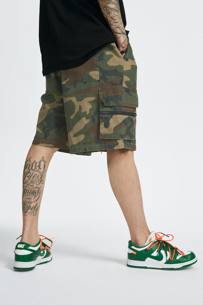 Militia Shorts - INTL Collective