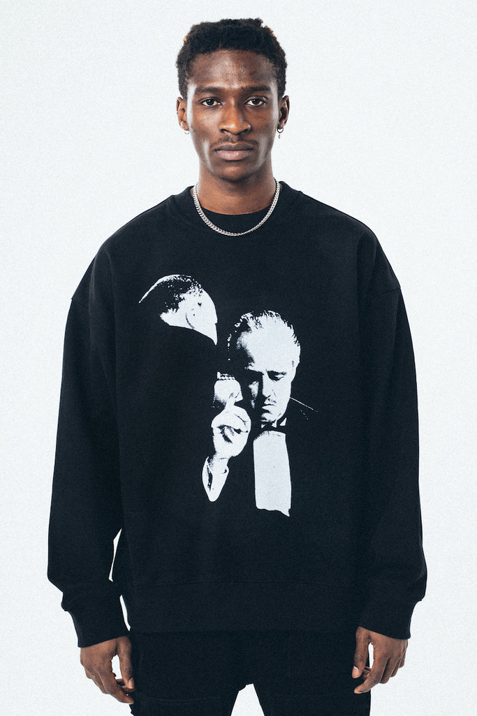 The Don Crewneck - INTL Collective