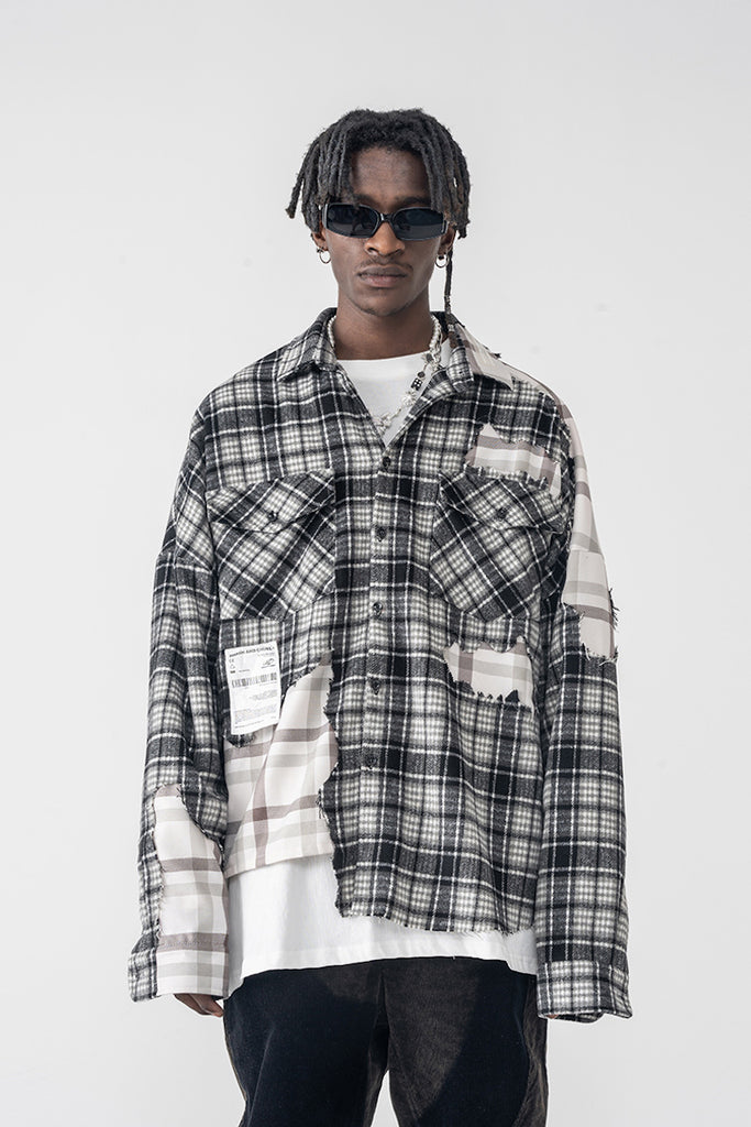 Deconstructed Flannel - INTL Collective