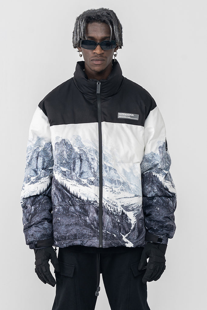 Mountains Jacket - INTL Collective