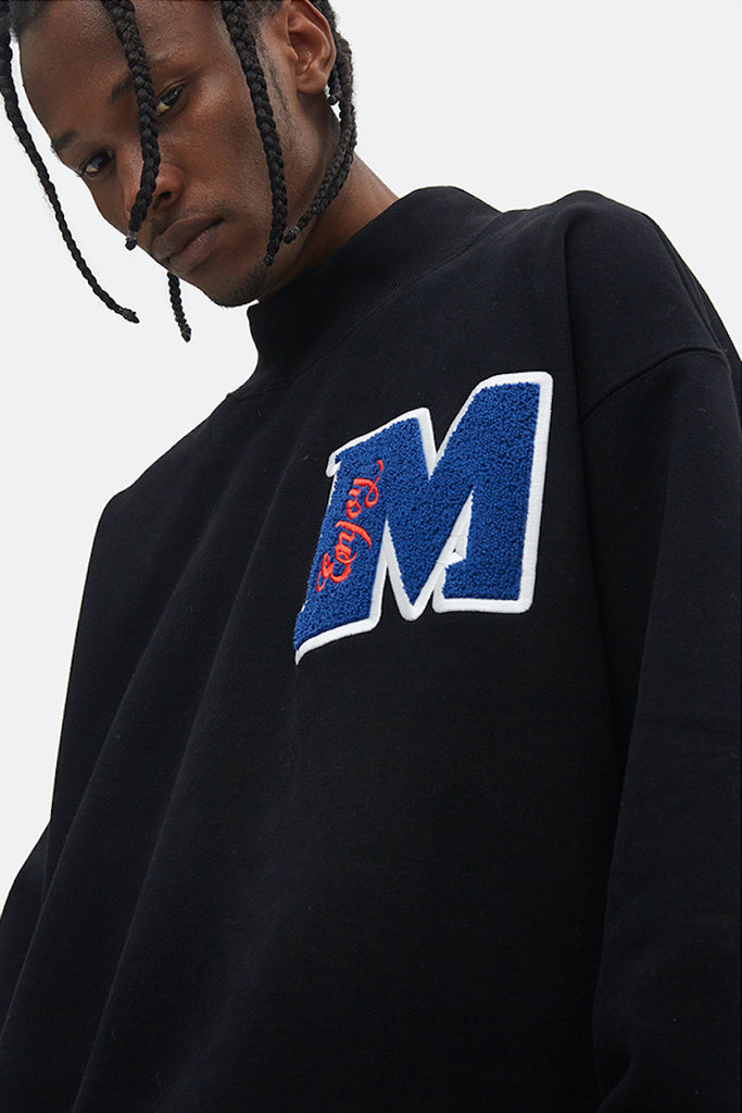 MEDM Half Turtleneck Sweater - INTL Collective